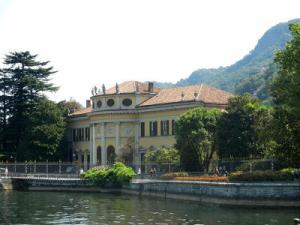 Villa La Rotonda o Saporiti de Como - VISITAR COMO